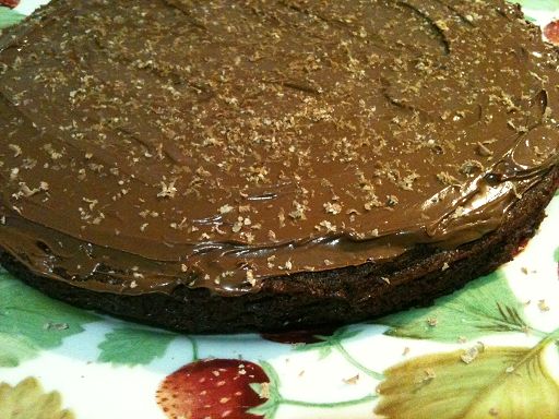 Gluten, free, grain free, dairy Clean Chocolate Cake