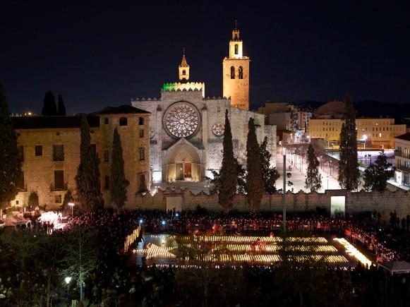 Colla sabadell 1er concurs de colles sardanistes de sant - Placa barcelona sant cugat ...