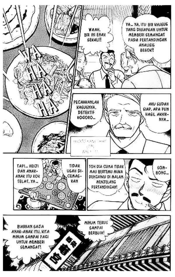 Dilarang COPAS - situs resmi www.mangacanblog.com - Komik detective conan 362 - pengunjung yang berbahaya 363 Indonesia detective conan 362 - pengunjung yang berbahaya Terbaru 11|Baca Manga Komik Indonesia|Mangacan
