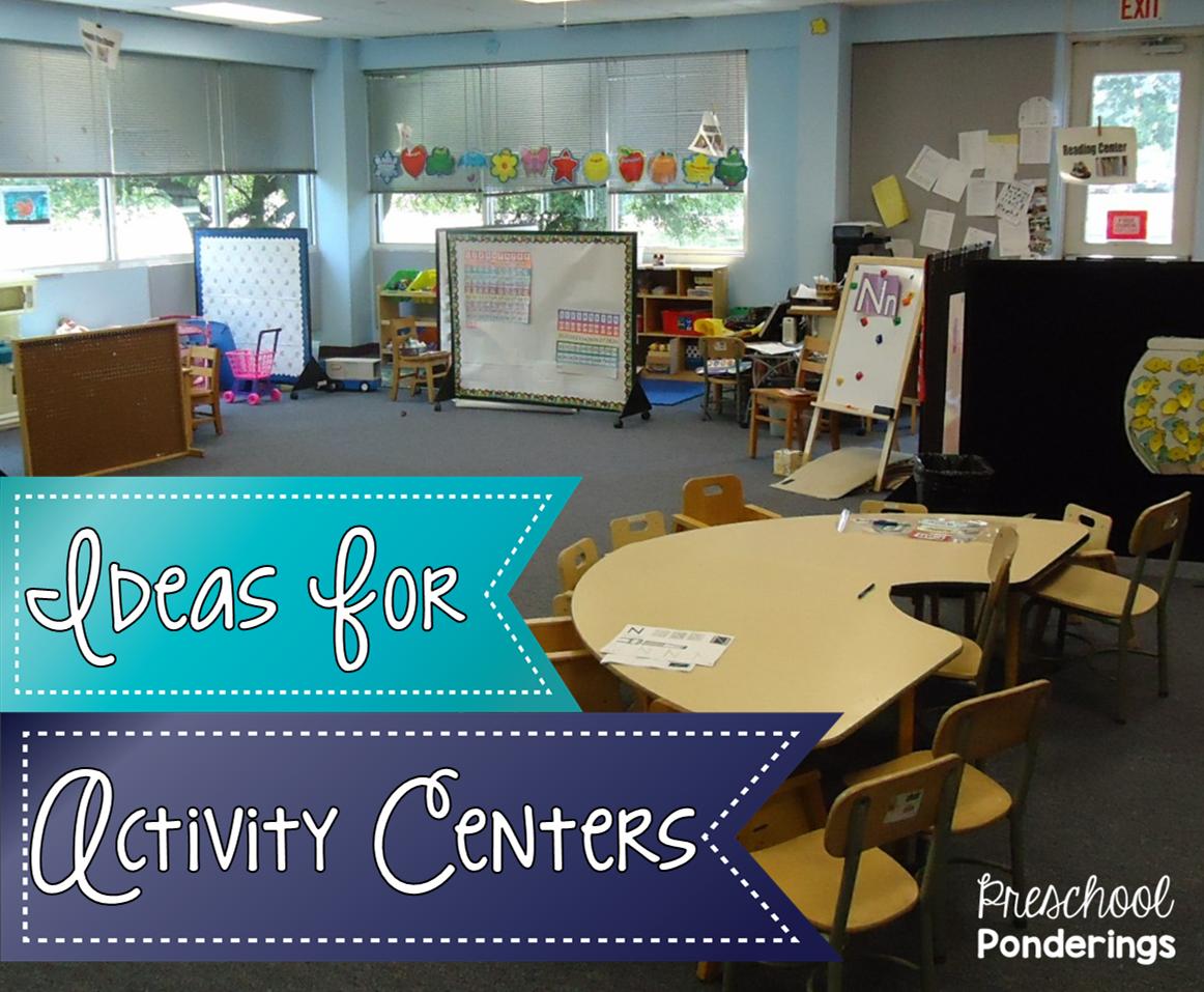 Classroom Exercise Ideas : Preschool ponderings august