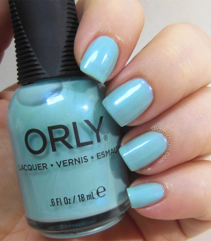 Orly Pretty Ugly swatch