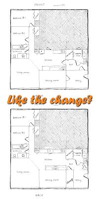 floor plan comparison