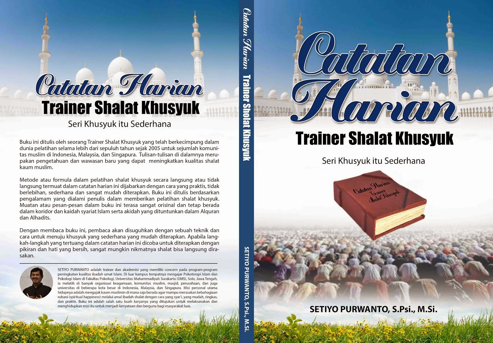 Buku Catatan Trainer Shalat Khusyuk