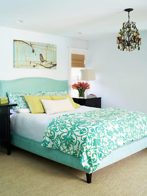 dormitoro acentos verdes