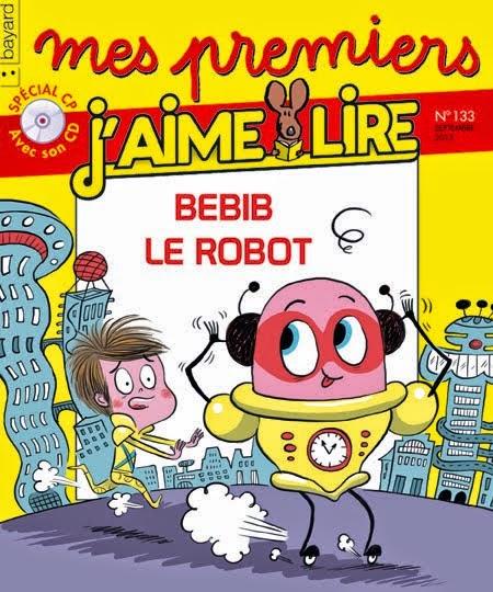 Bebib le Robot