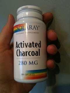 activated charcoal adult
