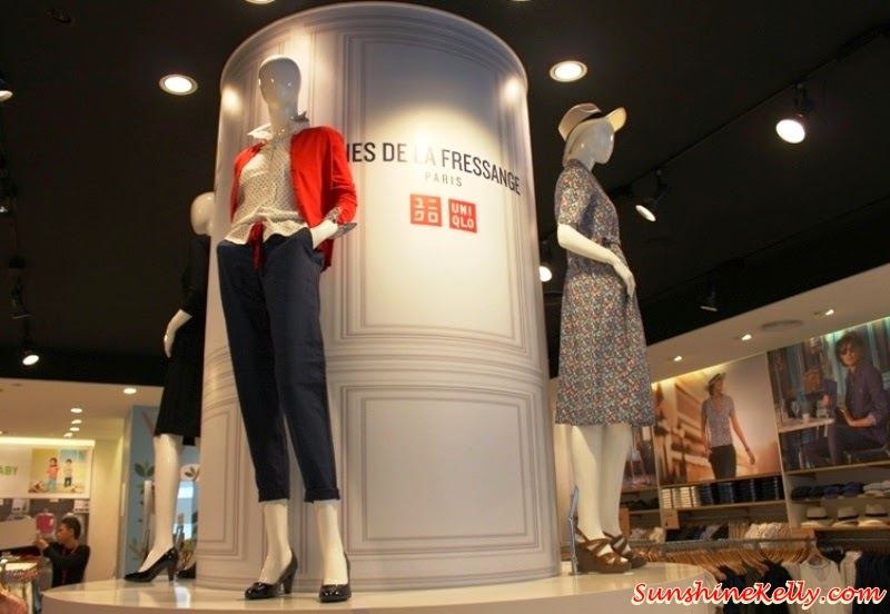 UNIQLO Ines de la Fressange Collection