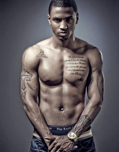 pictures of trey songz shirtless. images images Trey Songz