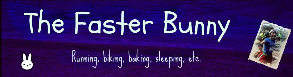 Faster Bunny Running Blog