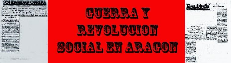 La Guerra Civil en Aragon