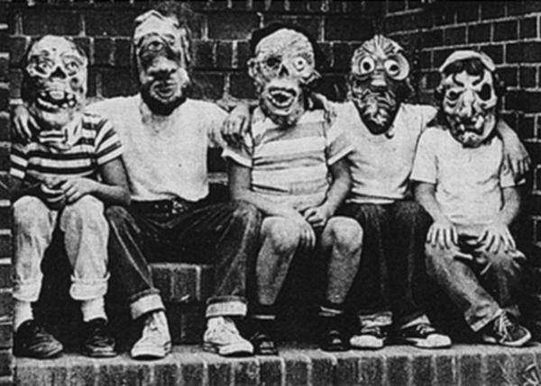 13 Visions: Vintage Halloween