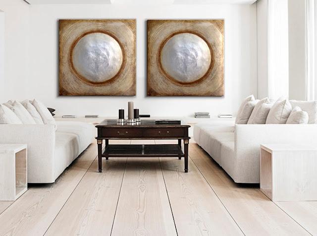 comprar cuadros para sofa