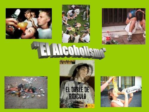 Las películas sobre el alcoholismo prohibido