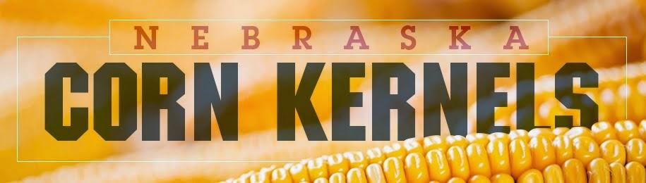 Nebraska Corn Kernels