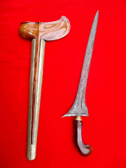 keris jalak sumelang gandring