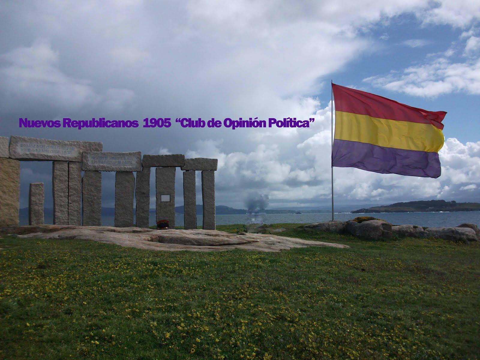 Nuevos Republicanos 1905 Club de Opinión Política