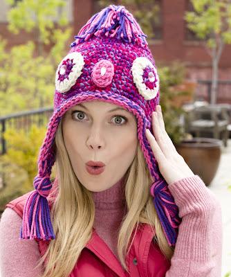 идеи для вязания, шапки