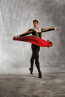 Alex Mcdonald Lawrence Winder ballet shots