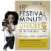 Vem aí mais um Festival do Minuto!