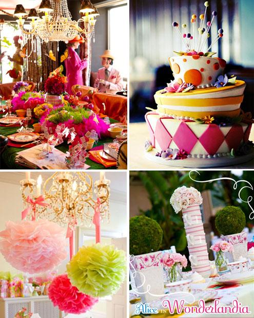 Savannah 39 s garden eye candy alert alice in wonderland - Alice in wonderland party decorations ideas ...