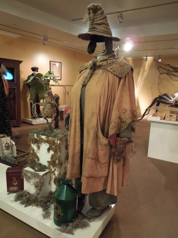 Professor Sprout costume Harry Potter and the Chamber of Secrets