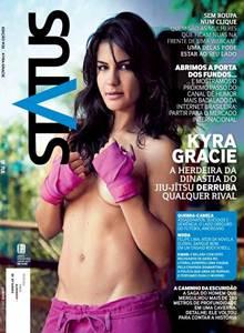 Download Kyra Gracie Revista Status Junho + Torrent
