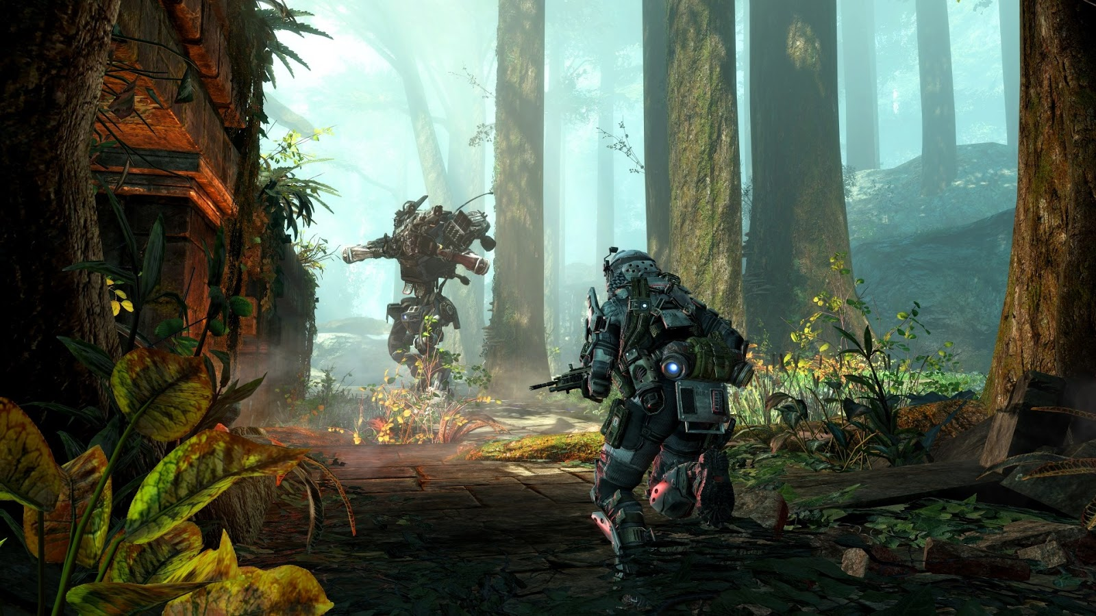 Titanfall DLC Expedition Screenshots