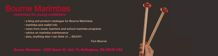 Bourne Marimbas