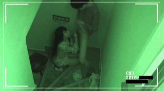 Эротика снятая камерами видеонаблюдения