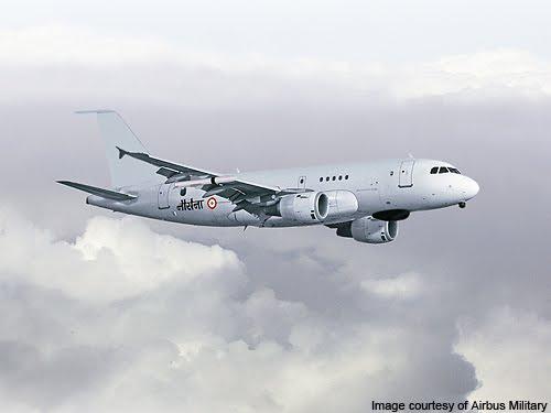 A319 Spain Maritime Patrol Aircraft