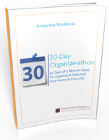 Free 30-Day Organize-athon Pack