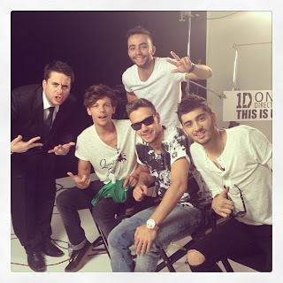 One Direction no CQC