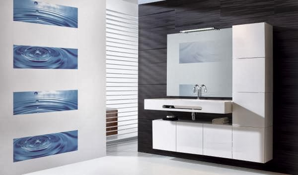 inspiration salle de bain salle de bain zen. Black Bedroom Furniture Sets. Home Design Ideas
