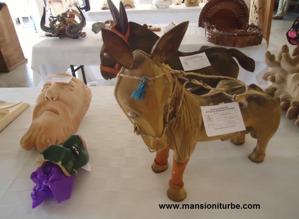Tocuaro crafts