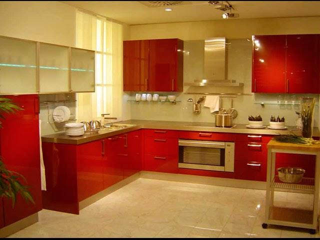 cara membangun dapur rumah minimalis