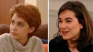 Adriana Ozores y Laura Conejero, Pilar, ex de Luis en la serie de Telecinco Periodistas, cambio de actriz