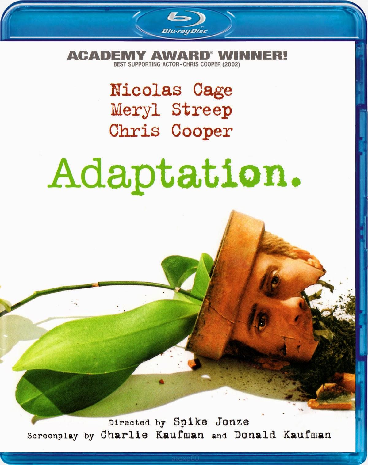 Resultado de imagem para Adaptacao (2002)