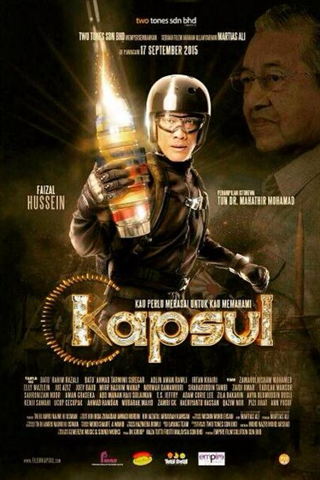 Kapsul (2015) - Full Movie