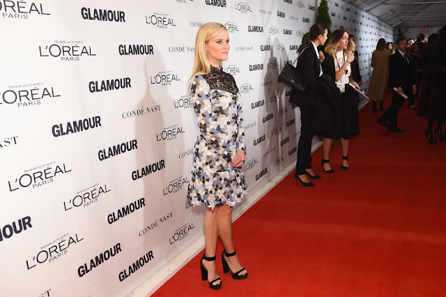 Actress @ Reese Witherspoon - Glamour Women of the Year Awards in NYC