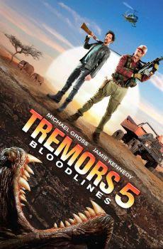 Terror Bajo la Tierra 5 en Español Latino