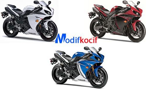Harga Motor Yamaha R1