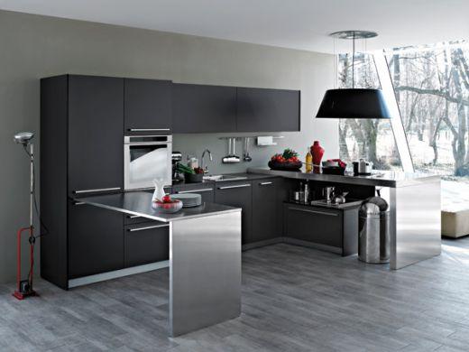 Cocinas integrales modernas por elmar ideas para decorar for Las cocinas mas modernas
