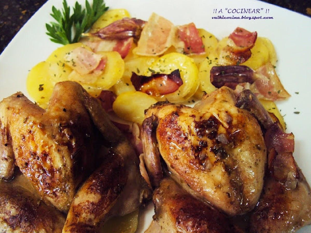 http://www.valkicocina.com/2013/06/codornices-al-horno-con-patatas-y-bacon.html