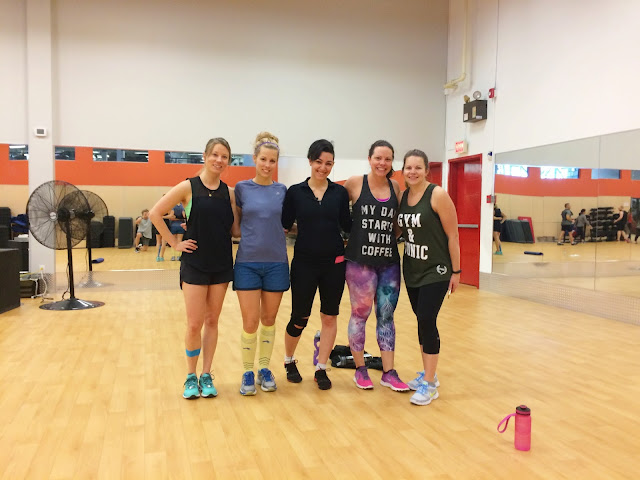 Body Pump @ Goodlife Fitness