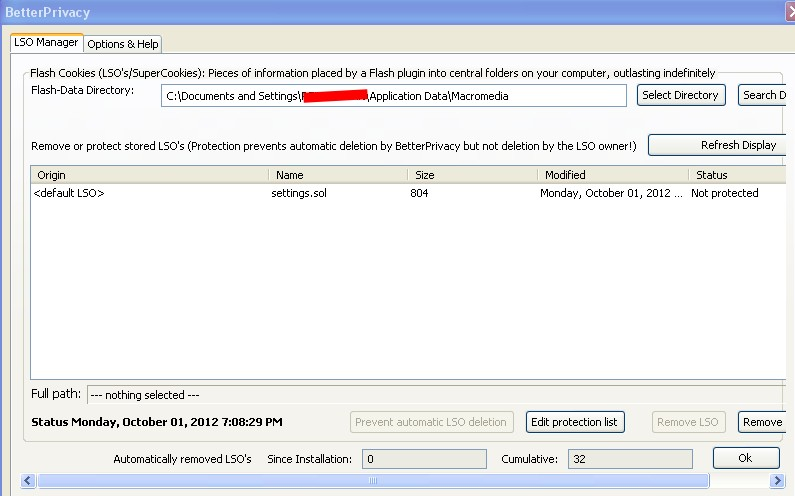 how to change privacy settings for a user saleforce