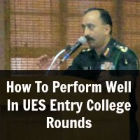 How To Perform Well In UES Entry College Rounds