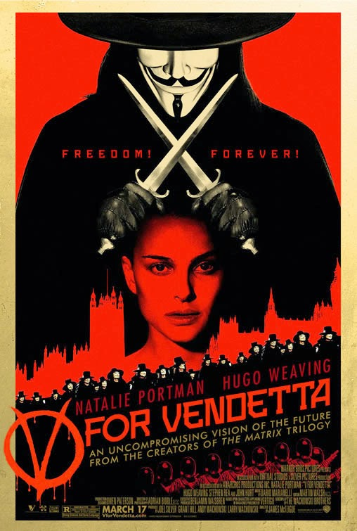 V For Vendetta [2006] [DVDrip] [Latino]