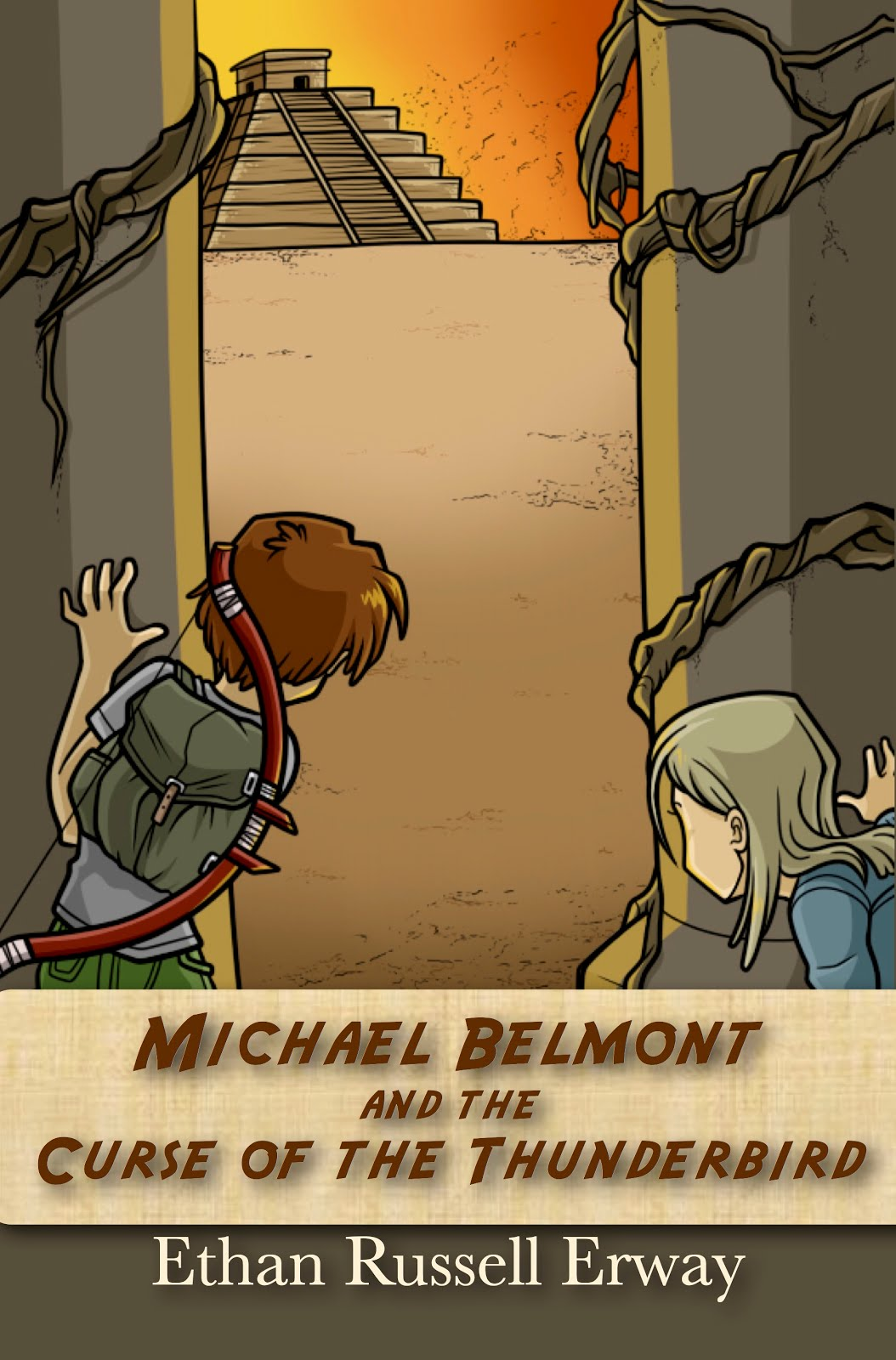 Michael Belmont and the Curse of the Thunderbird