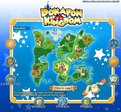 บทสรุปเกมส์ Dokapon kingdom