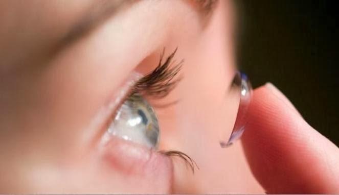 Bahaya Softlens Palsu Bagi Mata Yang Wajib Anda Ketahui